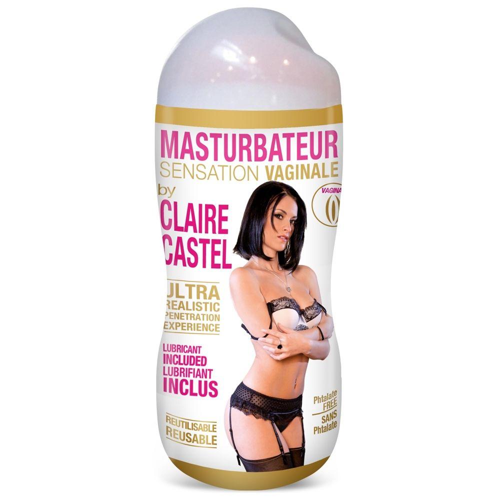 Masturbateur Vaginal Claire Castel