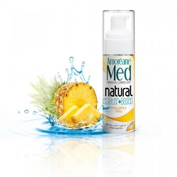 Lubrifiant Eau Naturel Ananas Phytoplancton 50 ml