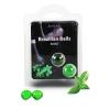 Boules de Massage Aromatisées Brazilian Balls x2