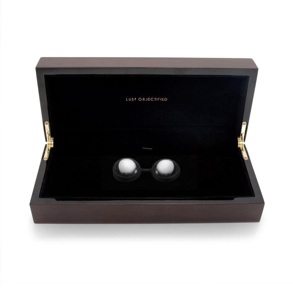 Boules de geisha Luna Beads Argent