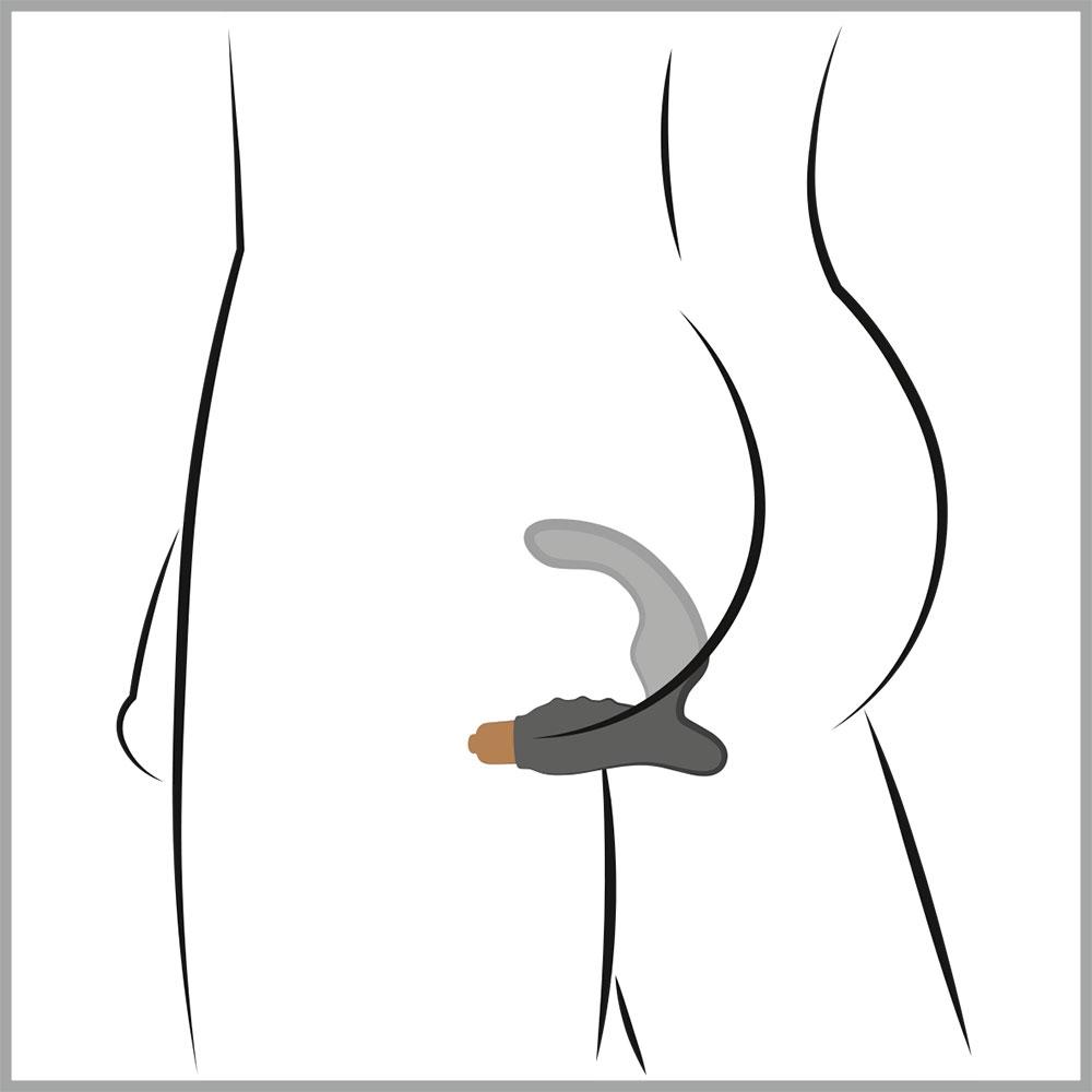 Stimulateur Prostatique O-Boy