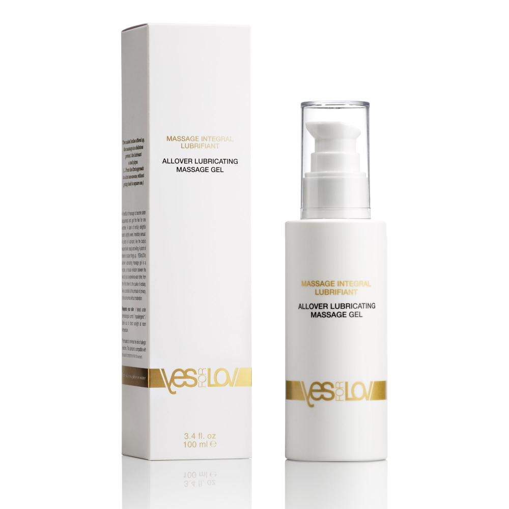 Massage Intégral Lubrifiant 100 ml