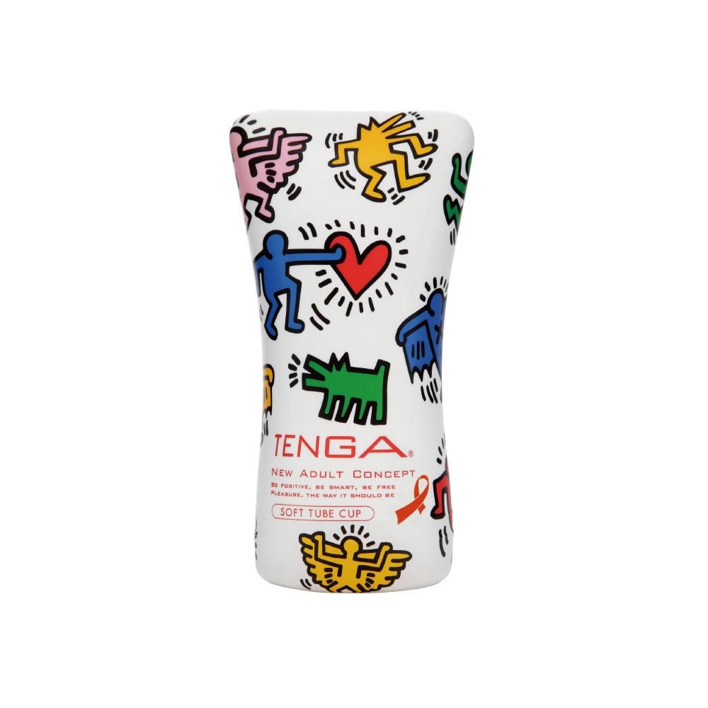 Masturbateur Keith Haring Soft Tube Cup