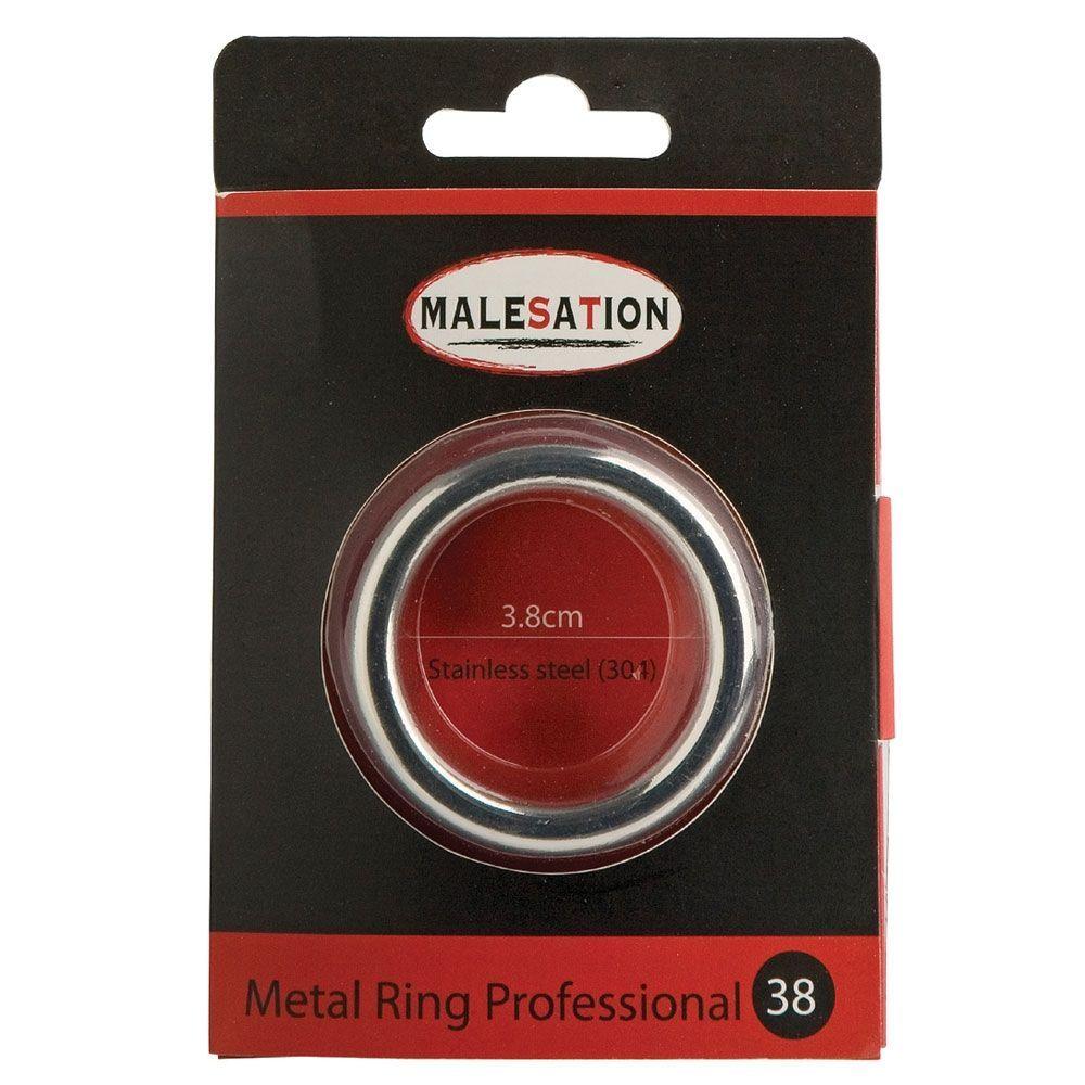 Cockring Metal Ring Professional 3,8 cm