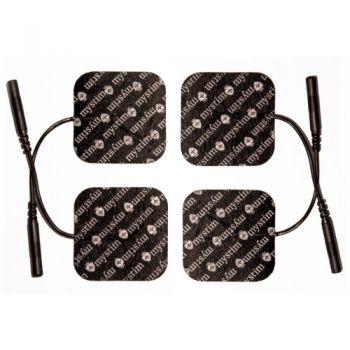 Electrodes Adhésifs pour Coffret de Stimulation E-Stim