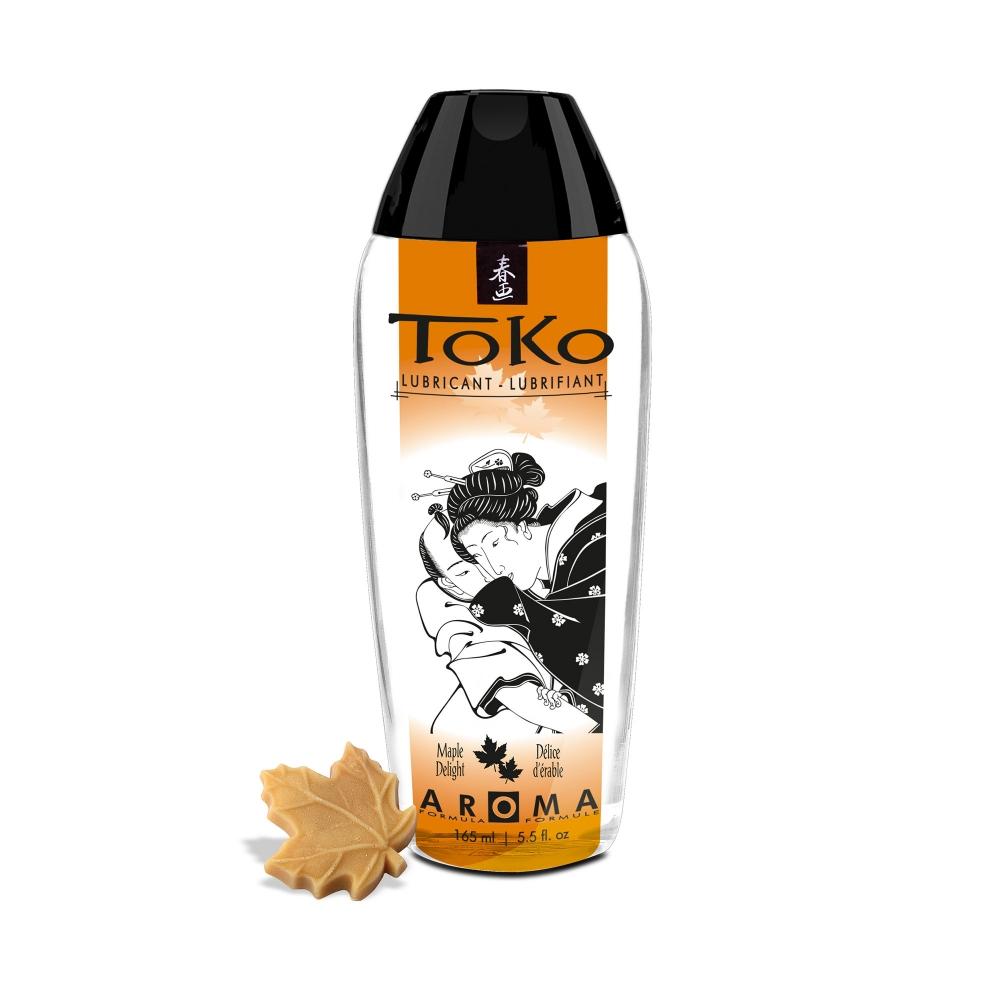 Lubrifiant Eau Toko Aroma 165 ml