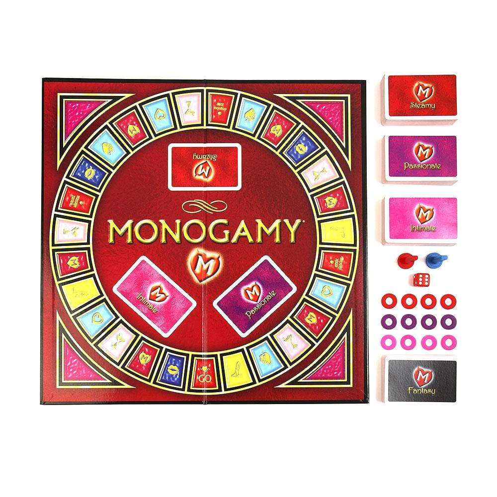 Jeu de Société Monogamy