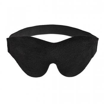 Masque Soft Blindfold Noir