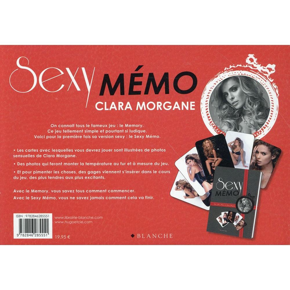 Jeu Sexy Mémo de Clara Morgane
