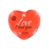 Coeur de Massage Chauffant I Love You