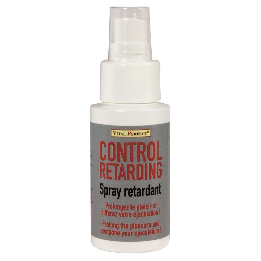 Spray Retardant Control Retarding 50ml