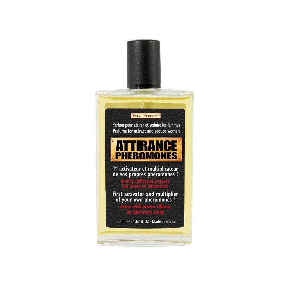 Parfum Attirance Phéromones pour Homme