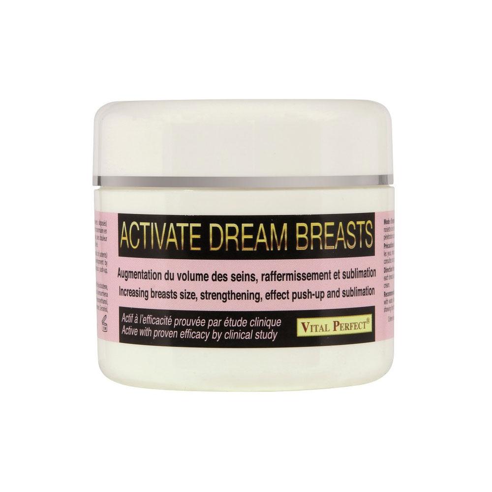 Crème Activate Dream Breasts