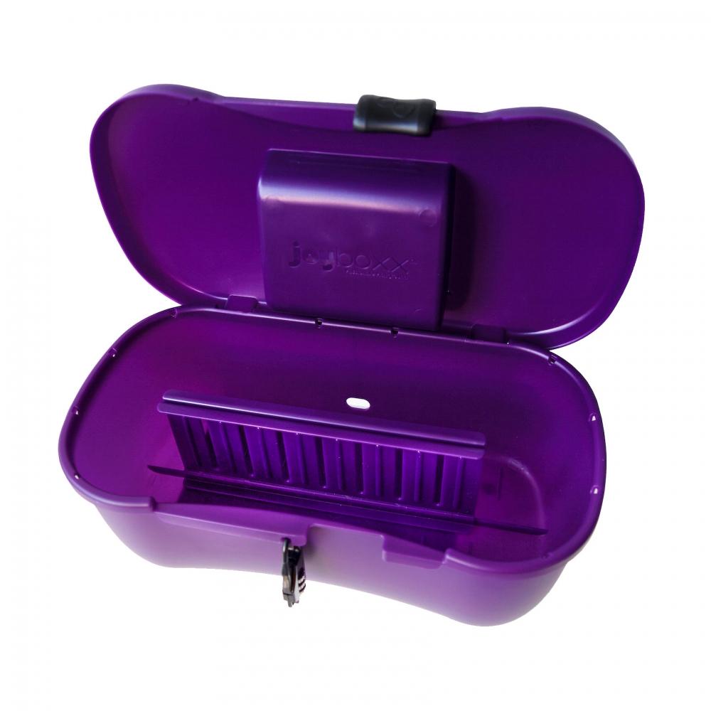 Boîte de Rangement Hygiénique pour Sextoys