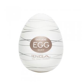 Masturbateur Egg Silky