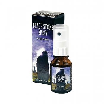 Spray Retardant Black Stone