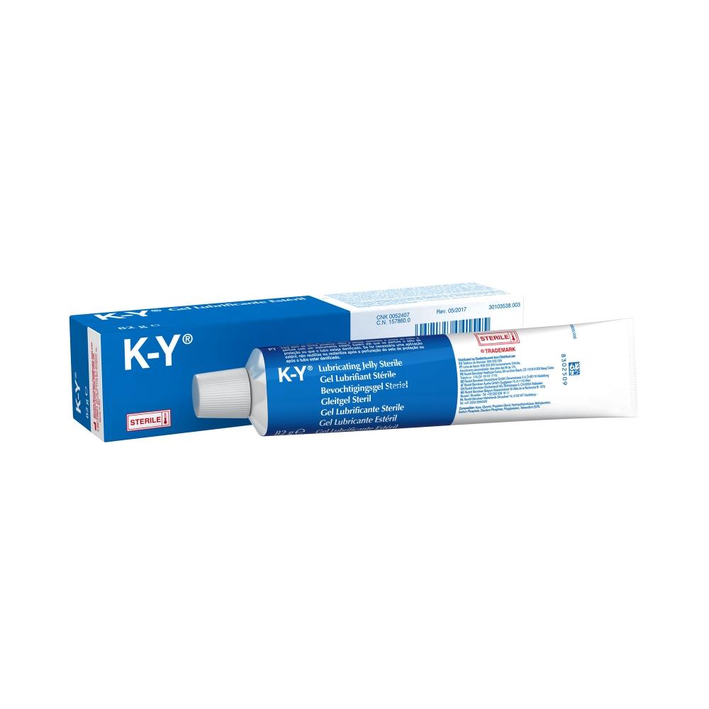 Lubrifiant Eau Stérile K-Y 82 g