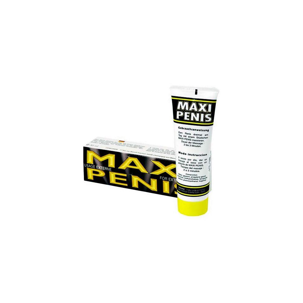 Crème Épaississante Maxi Pénis