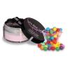 Poudre Gourmande Irisée Bubble Gum Chute de Neige