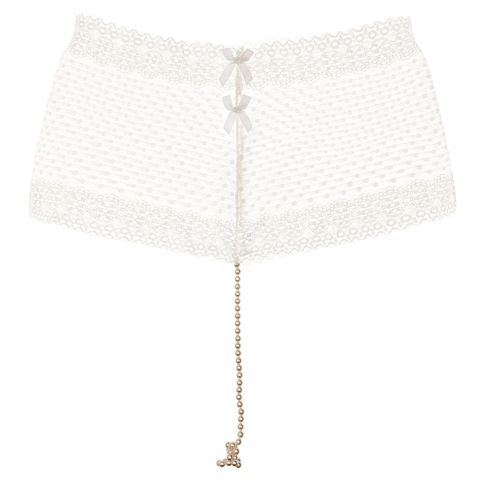 String à Perles Bracli & G Blanc