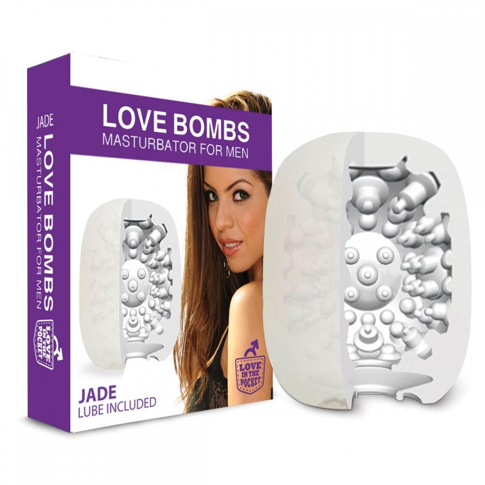 Masturbateur Love Bombs Jade