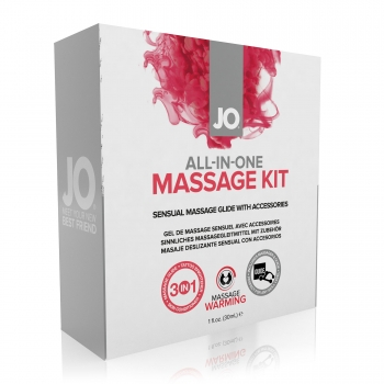 Coffret Massage All In One