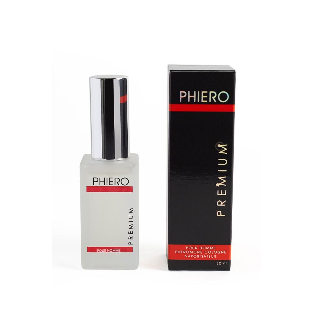 Parfum aux Phéromones Phiero Premium pour Homme