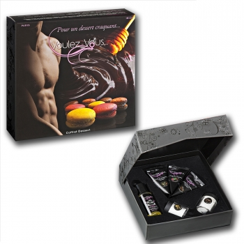 Coffret de Massage Dessert