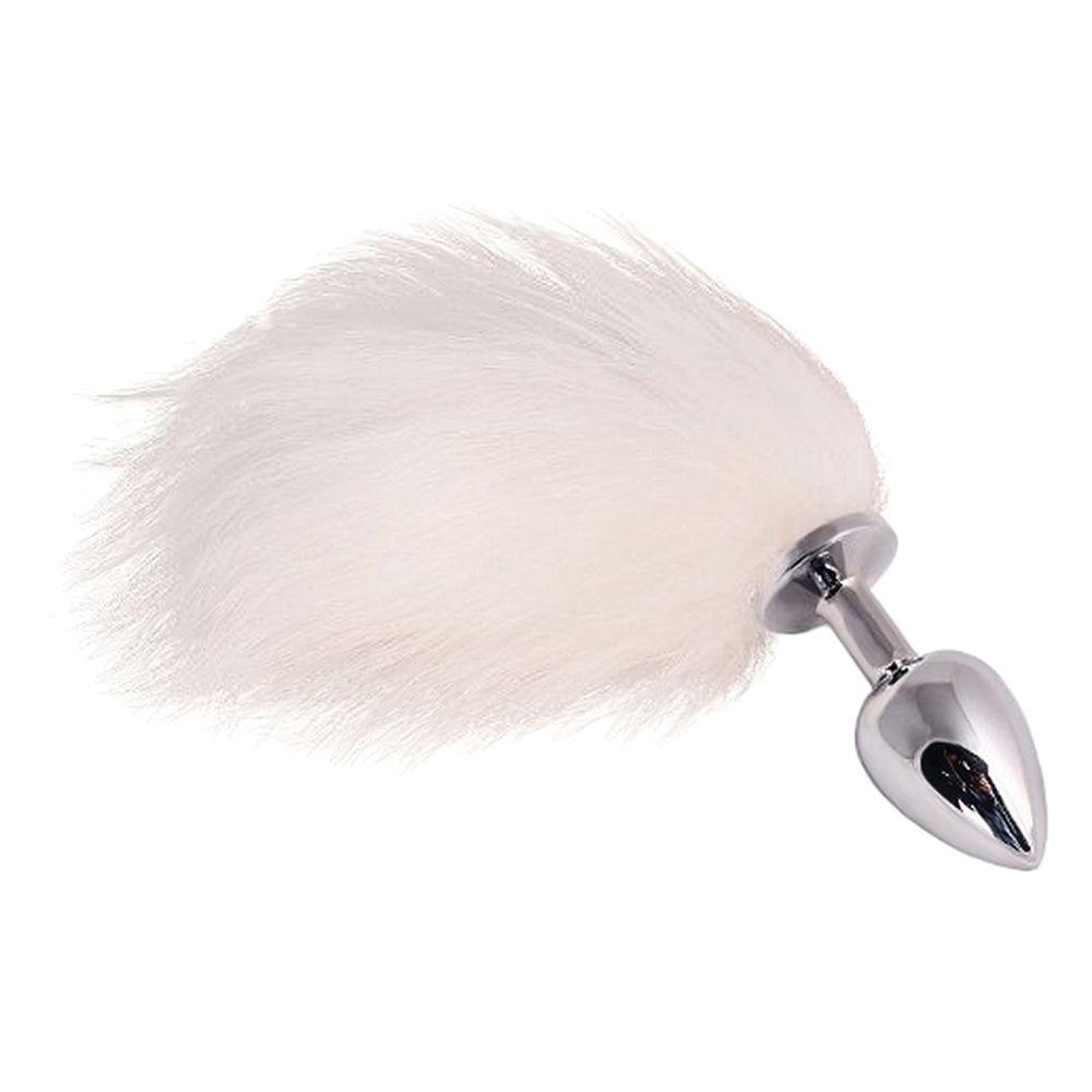 Plug Anal Jewellery Plug With Tail