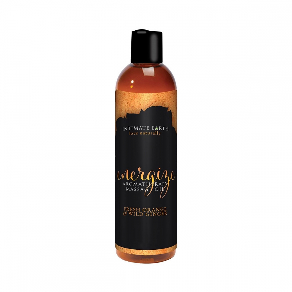 Huile de Massage Aromathérapie Energize 120 ml