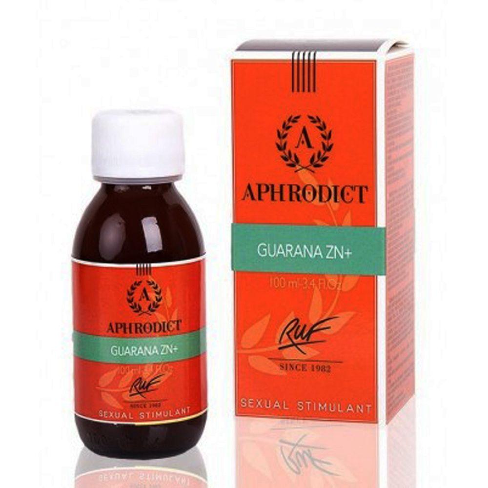 Stimulant Aphrodict Guarana ZN+