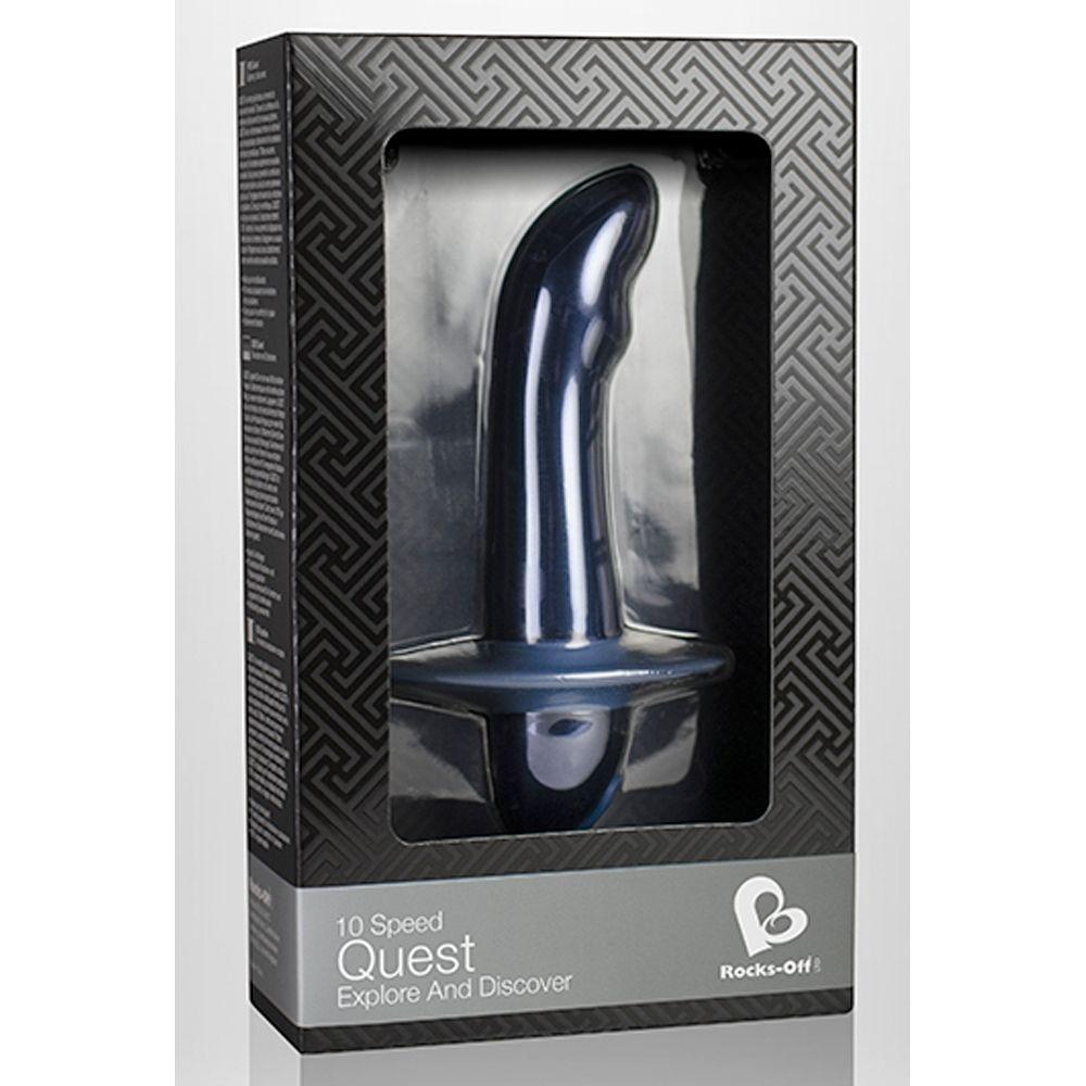 Stimulateur Prostatique Vibrant Quest