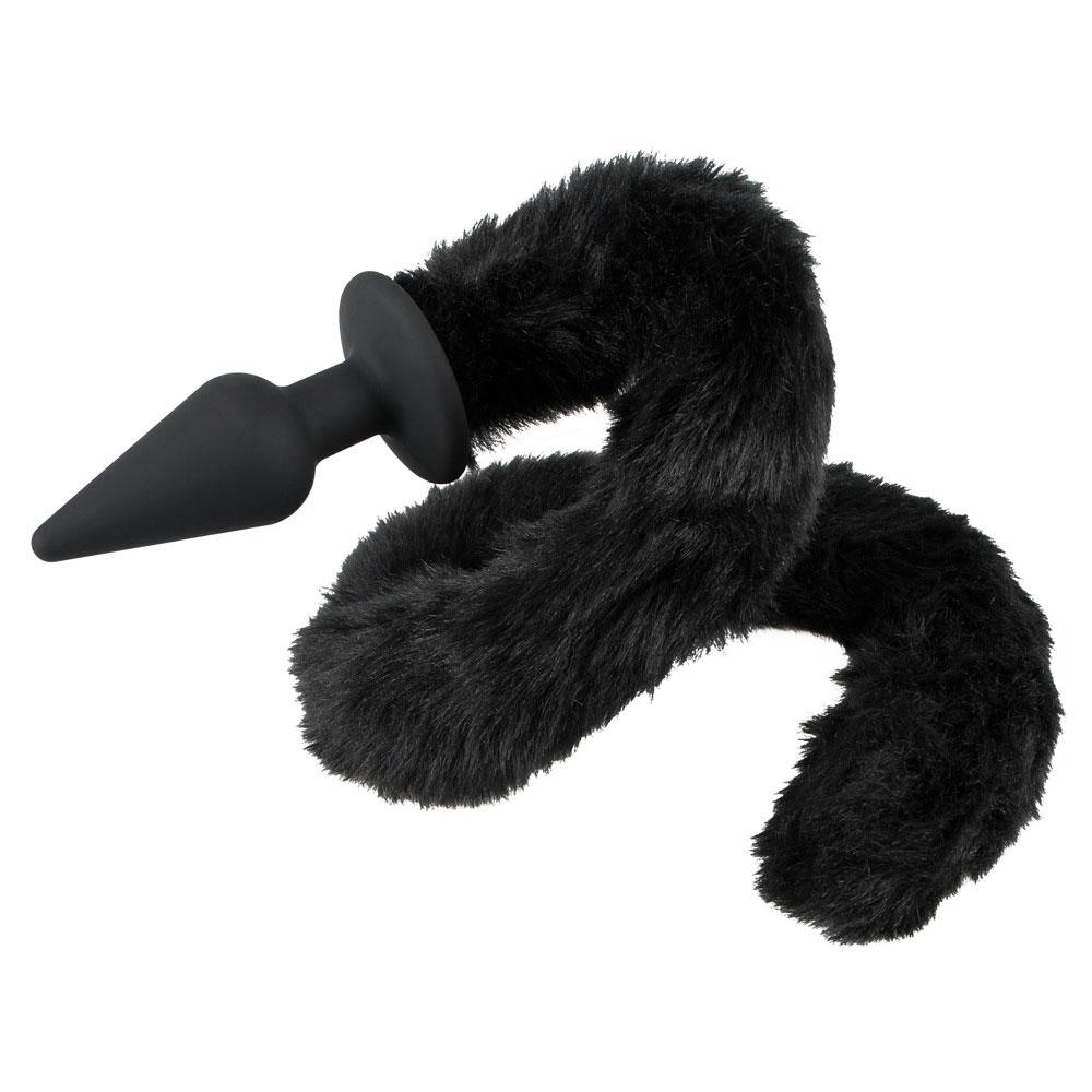 Plug Anal Queue de Chat Noir