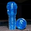 Masturbateur Turbo Thrust Blue Ice