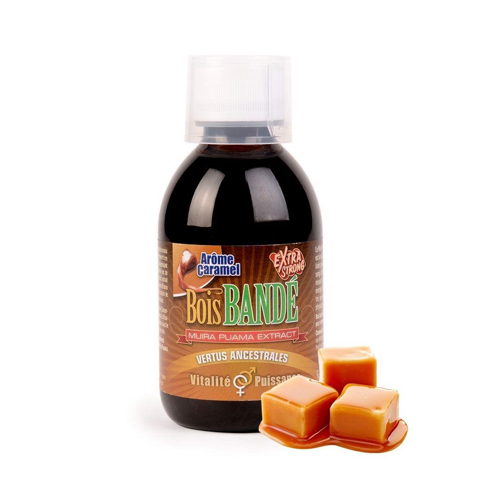 Bois Bandé Vertus Ancestrales 200 ml Funline Caramel