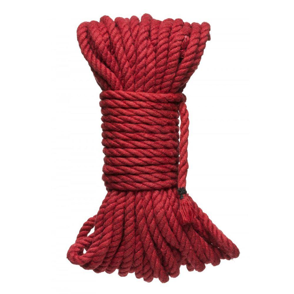 Corde Bondage en Chanvre Coloré Bind & Tie 15 m