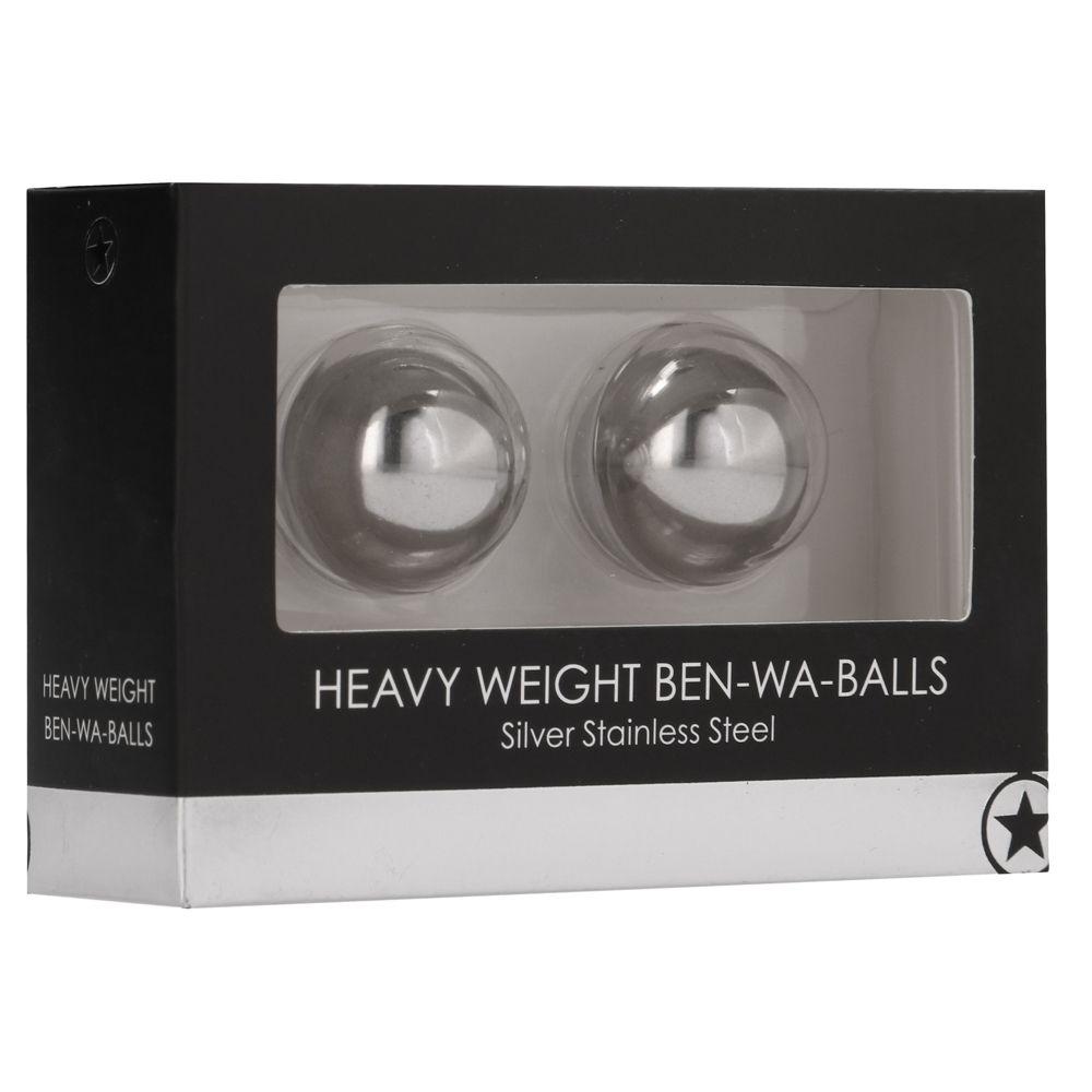 Boules de Geisha Ben-Wa-Balls Heavy