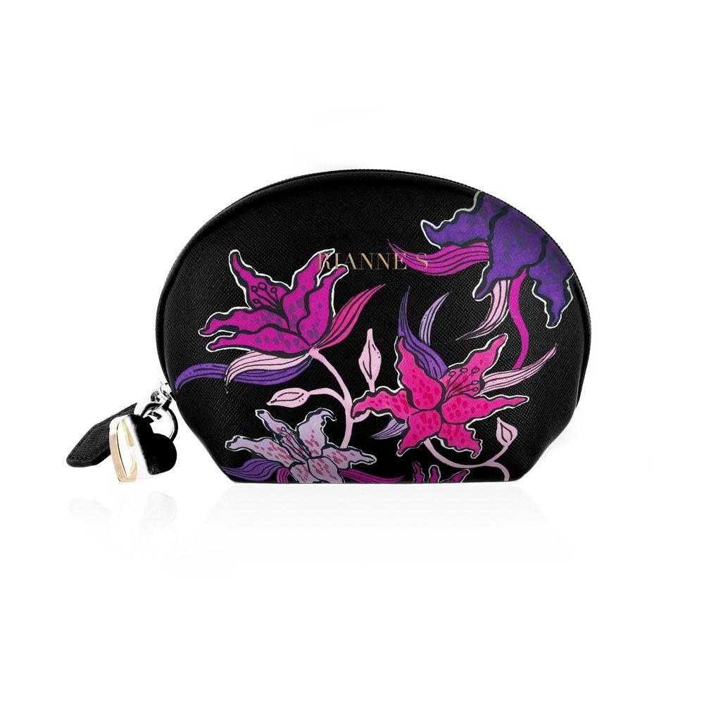 Vibromasseur Mini G Floral Deep Purple