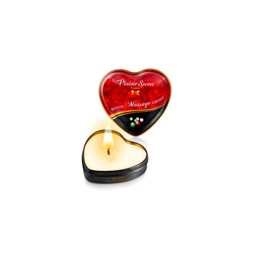Bougie de Massage Mini Coeur