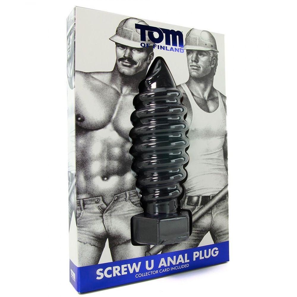 Plug Anal Screw U